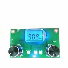 DSP & PLL Digital Stereo FM Radio Receiver Module 87-108MHz LCD Serial Control