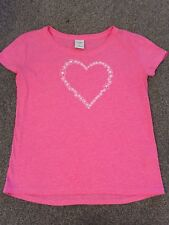 Girls Rosa ABERCROMBIE & FITCH T-Shirt-Taglia XL