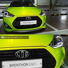 BRENTHON Front & Rear NEW Emblem BEH-H55 for Hyundai Veloster Turbo or i40 Wagon