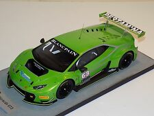 1/18 Looksmart MR Lamborghini Huracan GT3 Presentation Alcantara Base