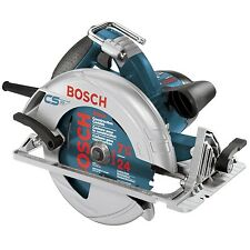 Bosch 7.25 Inch 15 Amp 120V Electric Corded Circular Saw (Certified Refurbished)