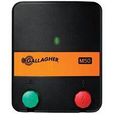 NEW Gallagher G383404 M50 110-volt Fencer Rustler, 20 Acre/3-Mile