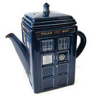 Doctor Who TARDIS Ceramic Teapot officially licensed DR