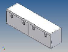 SBK4540160 - Staukiste für TAMIYA LKW M1:14 - 160 lang x 45 hoch x 40 tief