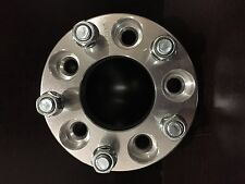 """(1) 1"""" Wheel Adapter Spacer 12x1.5 Studs 5x120 BMW 5 6 7 8 SERIES 74MM NEW"""