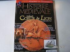 ** Histoire Médiévale n°15 Richard Coeur de Lion / L'arbalète / Maisons rurales