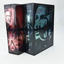 X-Files Collector's Edition DVD Complete Season 3 & 4 Folding Out Case Box Set