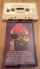 The Roy Orbison Story - Original Cassette Album Free Postage