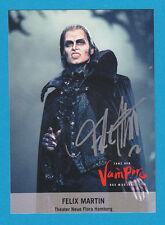 Felix Martin - Musical -  Tanz der Vampire - Graf von Krolock - #  14346