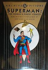 Archivio EDIZIONI Superman il World's Finest COMICS Archives Volume 2 copertina rigida