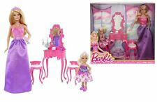 SFK Barbie Getting Ready for the Ball: 2 Doll Gift Set - Barbie & Chelsea