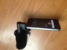 windscreen windshield fits belkin live action mic F8Z818 for iphone 4 4s 5