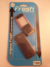 Nokia 5310 - Black & Pink Front and Back Cover / Fascia , NEW , bargain