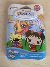 "Vtech VSmile Motion ""Happy Chinese New Year"" Nickelodeon Ni Hao Kai-lan IP"