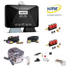 KME Nevo Plus 6 Zylinder LPG Autogas Gasanlage Frontkit Valtek Injektoren 150KW