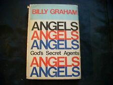 Billy Graham Angels God's Secret Agents,  The Authorized Biography,  My Answer