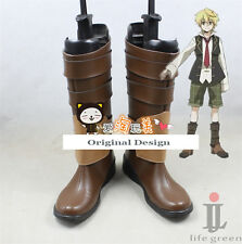 Pandora Hearts Oz Vessalius Boot Party Shoes Cosplay Boots Custom-made
