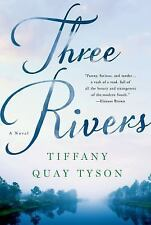 Three Rivers: A Novel-ExLibrary