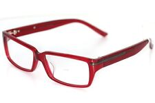 United Colors of Benetton Brille Rot/Grau glasses lunettes FASSUNG