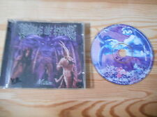CD Metal Cradle Of Filth - Midian (12 Song) MUSIC FOR NATIONS