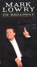 On Broadway [Video] by Mark Lowry (VHS, Apr-2001, Spring House)