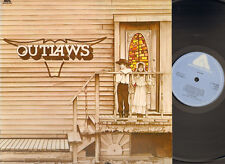OUTLAWS Same Self Titled LP GATEFOLD 1975 Selftitled