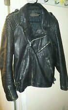 Men's Hein Gericke Exclusively For Harley-Davidson Leather Jacket 48 Motorcycle