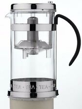 The Ole Theo 1.0L Teamaker Tea Unique Infusion System Grunwerg Glass