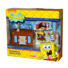Spongebob - Krusty Krab Mini Playset - *BRAND NEW*