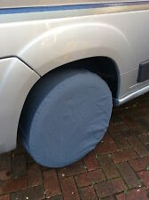 Motorhome Campervan  Wheel Tyre Cover 100% UV Protection Tyre Cover  - Grey
