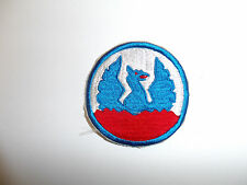 b8843  WW 2  US South East Asia Command HQ Head Quarters #2 patch