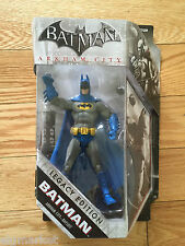 Batman Arkham City Legacy Edition Batsuit Figure DC Universe Toys R Us Exclusive