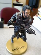 "Deus Ex Mankind Divided Collector's Edition Adam Jensen 9"" Statue w/ Box *MINT*"