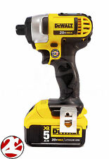 "New DeWALT Impact Driver DCF885 20V Max 1/4"" Cordless Drill & DCB205 5.0 Battery"