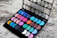 Nicka K 32 Perfect Thirty Two Colors Eye Shadow Palette Shimmer Matte Makeup