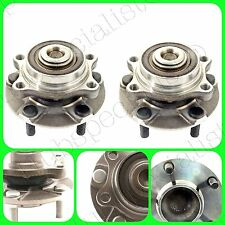 FRONT WHEEL HUB BEARING ASSEMBLY FOR 2003-2006 INFINITI G35(2WD-RWD) PAIR NEW
