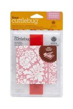 BLOSSOM DANCE Cuttlebug Embossing Folder & Border A2 by Anna Griffin
