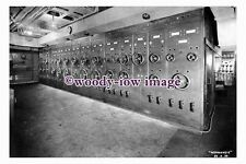 pu0928 - French CGT Liner - Normandie , built 1935 - photograph of Control Panel