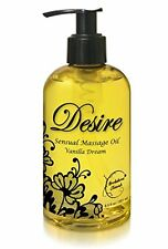 Desire Sensual Massage Oil - Best Massage Oil for Couples Massage – Perfect Gift