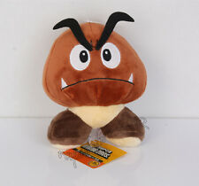 Super Mario Bros Goomba Stuffed Animal Plush Doll Figure 5 inch Xmas Gift