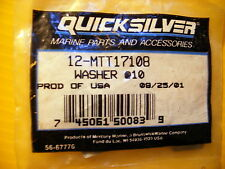 1  Quicksilver Motorguide MTT17108 Trolling Motor Upper Column Curved Washer