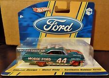 HOT WHEELS 64 1964 FORD GALAXIE 500 MORSE FORD RACE STYLE COLLECTIBLE CAR