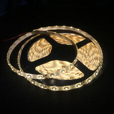 Promotion sale 5M 3528 warm white 300 led waterproof IP65 decorate led strip