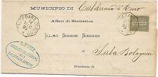 P4056    Bologna, CALDERARA di RENO ottogonale 1895 per Sala Bolognese