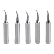 New 5pcs 900M-T-TS Lead-free Solder Iron Tips for Hakko Soldering Rework Station