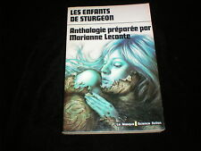 Le masque SF 58 Anthologie Les enfants de Sturgeon