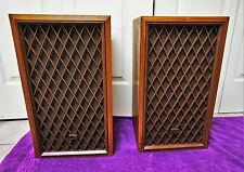 Vintage 1968 Allied Tandy Radio Shack RS Nova-7 Speakers