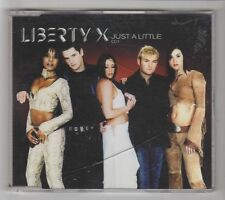 (HA968) Liberty X, Just A Little - 2002 CD