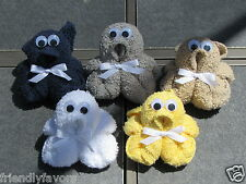 Duck Ducky Washcloth Baby Shower Favors !! ADORABLE !!!