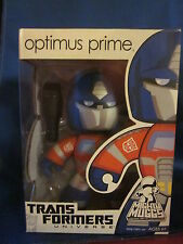 Marvel Mighty Muggs Optimus Prime Trans Formers Universe